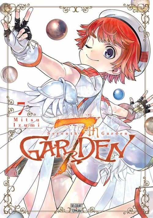 Couverture 7th Garden, tome 7