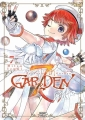 Couverture 7th Garden, tome 7 Editions Delcourt-Tonkam (Shonen) 2018