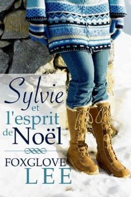 Couverture Sylvie et l'esprit de Noël