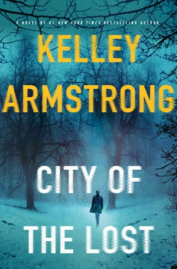 Couverture Rockton, book 1: City of the Lost