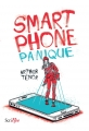 Couverture Smartphone panique Editions Scrineo (Jeunesse) 2019