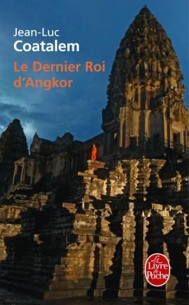 Couverture Le dernier roi d'Angkor