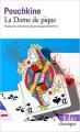 Couverture La dame de pique Editions Folio  (Classique) 2019
