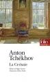 Couverture La cerisaie Editions Folio  (Théâtre) 2018