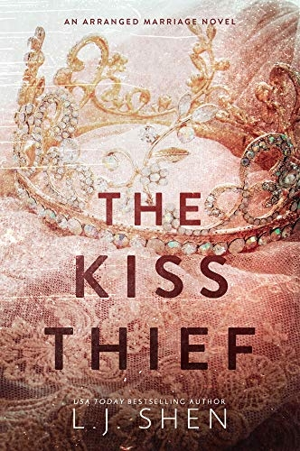 Couverture The Kiss Thief