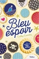 Couverture Bleu espoir Editions Nathan (Grand format) 2019