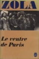 Couverture Le ventre de Paris Editions Le Livre de Poche 1983