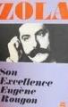 Couverture Son excellence Eugène Rougon Editions Le Livre de Poche 1978