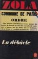Couverture La Débâcle Editions Le Livre de Poche 1979