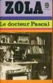 Couverture Le Docteur Pascal Editions Le Livre de Poche 1975