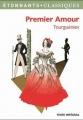 Couverture Premier amour Editions Flammarion (GF - Etonnants classiques) 2014