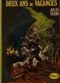 Couverture Deux ans de vacances Editions Hachette (La galaxie) 1974