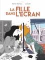 Couverture La Fille dans l'écran Editions Marabout (Marabulles) 2019