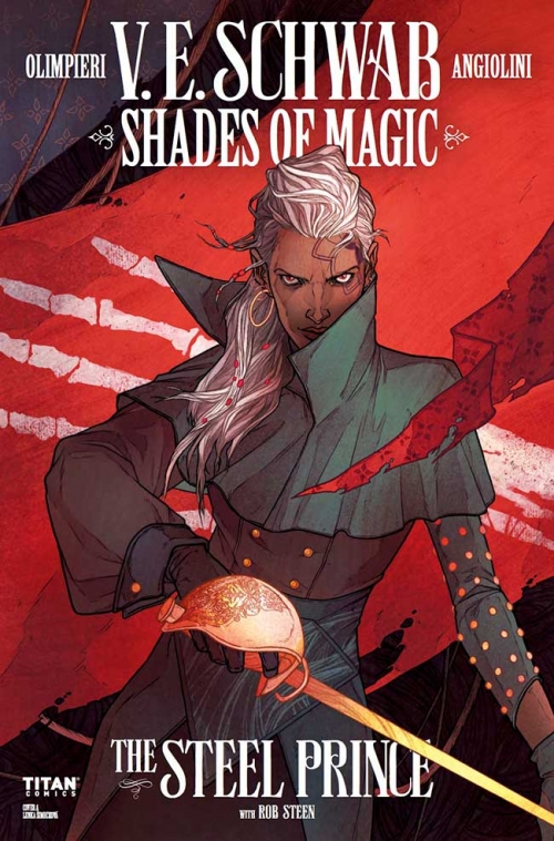 Couverture Shades of Magic: The Steel Prince, book 1, part 2