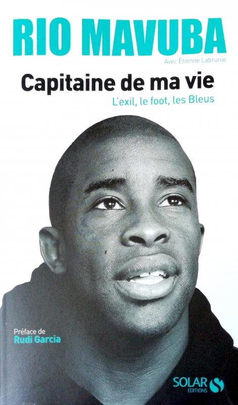 Couverture Capitaine de ma vie
