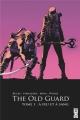 Couverture The Old Guard, tome 1 : A feu et à sang Editions Glénat (Comics) 2019