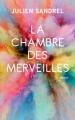 Couverture La chambre des merveilles Editions France Loisirs 2018