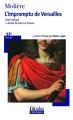Couverture L'Impromptu de Versailles Editions Folio  (Plus classiques) 2006