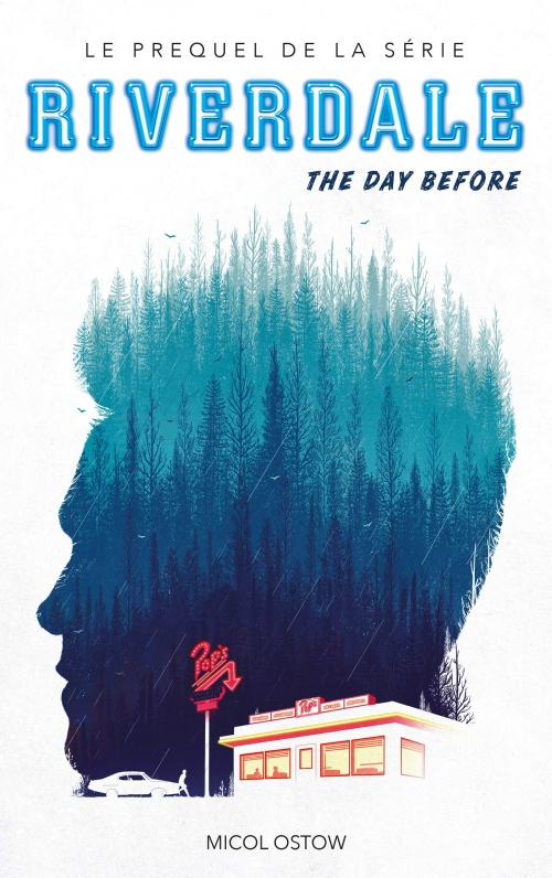 Couverture Riverdale, tome 1 : The day before