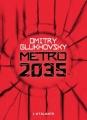 Couverture Métro 2035 Editions L'Atalante (La Dentelle du cygne) 2017