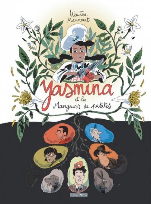 Couverture Yasmina et les mangeurs de patates