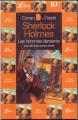 Couverture Sherlock Holmes : Les hommes dansants Editions Librio 1999