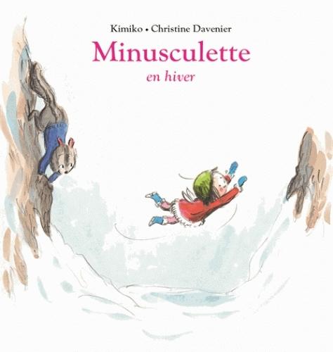Couverture Minusculette, tome 3 : En hiver
