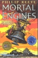 Couverture Mortal Engines, tome 1 : Mécaniques fatales Editions Scholastic 2001