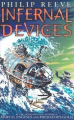 Couverture Mortal Engines, tome 3 : Machinations infernales Editions Scholastic 2006