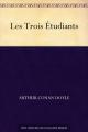 Couverture Les Trois Etudiants Editions Une oeuvre du domaine public 2011