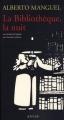 Couverture La bibliothèque la nuit Editions Actes Sud 2006