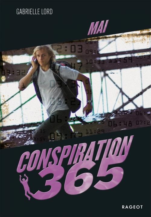 Couverture Conspiration 365, tome 05 : Mai