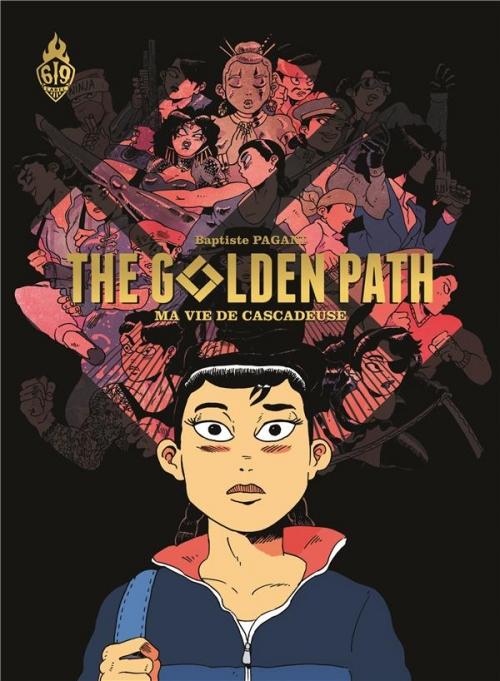 Couverture The Golden Path : Ma vie de cascadeuse