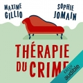 Couverture Thérapie du crime Editions Audible studios 2018