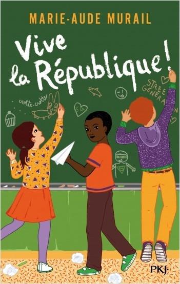 Couverture Vive la République !