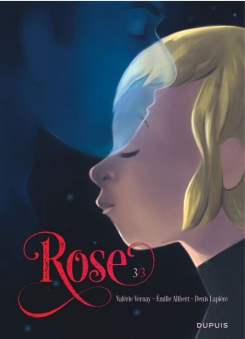 Couverture Rose, tome 3