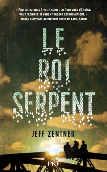 Couverture Le roi serpent
