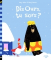 Couverture Dis Ours, tu sors ? Editions Little Urban 2019