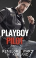 Couverture Play boy pilot Editions Everafter Romance 2016