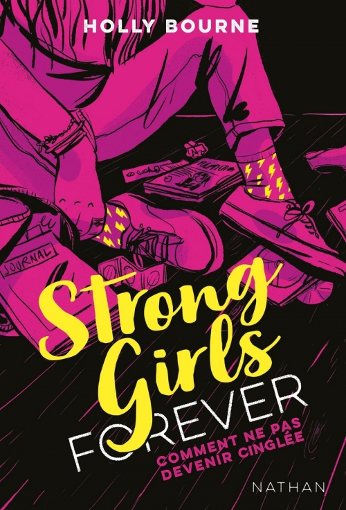 Couverture Strong Girl Forever, tome 1 : Comment ne pas devenir cinglée