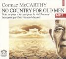 Couverture No Country for Old Men / Non, ce pays n'est pas pour le vieil homme. Editions Livraphone 2009