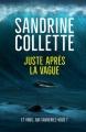 Couverture Juste après la vague Editions France Loisirs 2018
