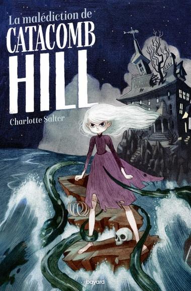 Couverture La malédiction de Catacomb Hill