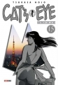 Couverture Cat's eye, deluxe, tome 15 Editions Panini 2019