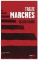 Couverture Treize marches Editions Presses de la cité (Sang d'encre) 2016
