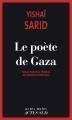 Couverture Le Poète de Gaza Editions Actes Sud (Actes noirs) 2013