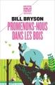 Couverture Promenons-nous dans les bois Editions Payot (Petite bibliothèque - Voyageurs) 2016