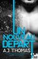 Couverture Un nouveau départ Editions MxM Bookmark (Mystère) 2019