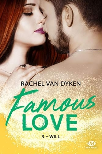 Couverture Famous Love, tome 3 : Will