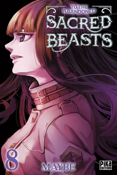 Couverture To the Abandoned Sacred Beasts, tome 08